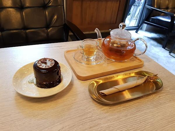 Rivendell瑞文戴爾。超夢幻甜點店,在城市裡的花園品味下午茶!
