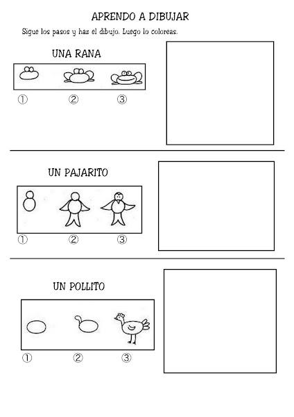 Photo: Aprendo a dibujar-2