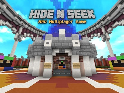 Hide N Seek : Mini Game- screenshot thumbnail
