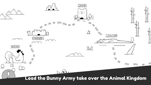Télécharger Battle! Bunny : Multiplayer Tower Defense apk mod screenshots 5