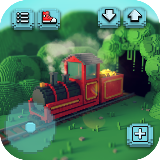 Train Craft: Build & Drive - Apps on Google Play