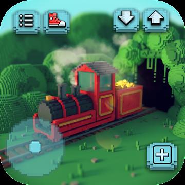 Train Craft: Build & Drive