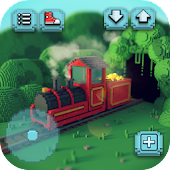 Train Craft Sim: Build & Drive Trains - Games 2017