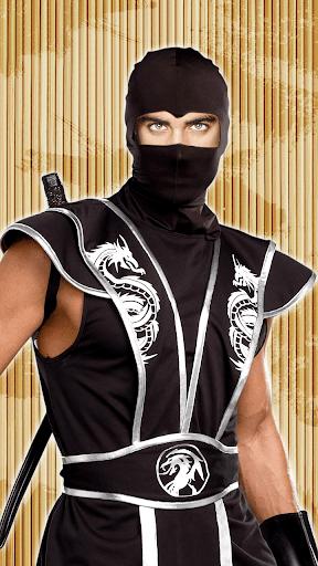 Ninja Photo Montage