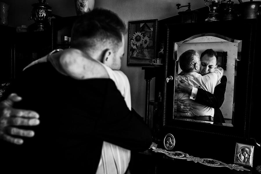 婚礼摄影师Sabina Mladin(sabina)。10.01.2018的照片