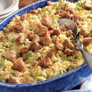 Broccoli Rice Casserole With Fresh Broccoli Recipes