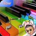 Bad Bunny - Amorfoda Piano Game APK
