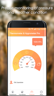Thermometer & Hygrometer- screenshot thumbnail