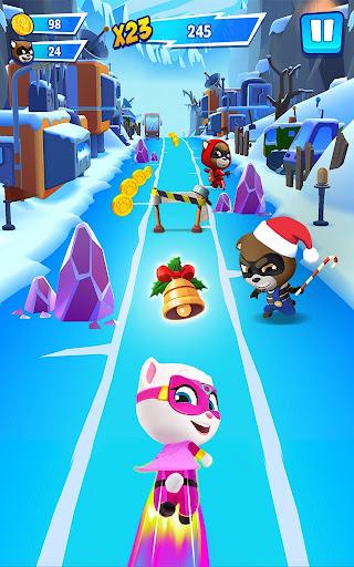 Talking Tom Hero Dash - Run Game screenshots 15