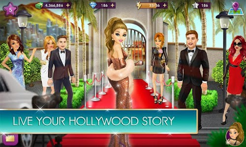 Screenshot 2 Hollywood Story 8.8 APK MOD