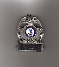 Photo: Lexington Police, Patrolman Hat Badge (Style no longer used)