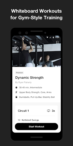 Nike Training Club - Home workouts & fitness plans 6.15.1 screenshots 6