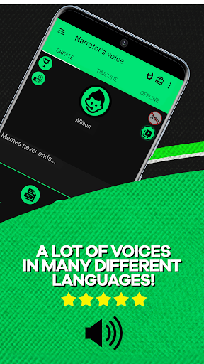 Narrator's Voice 8.0.1 Screenshots 2