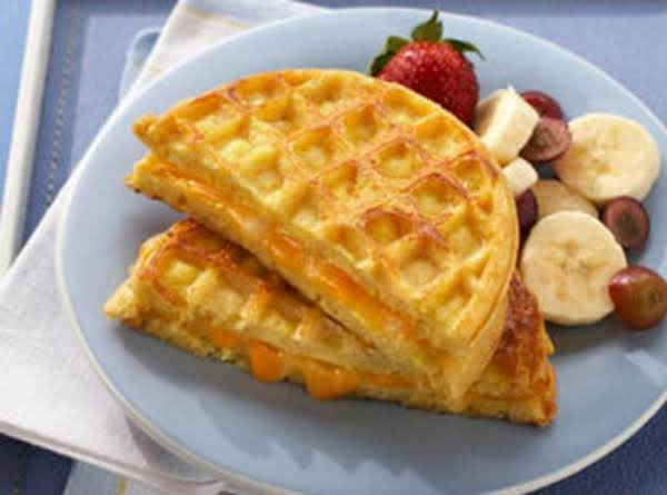 I Can't Believe Their Eggo's!! Recipe