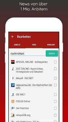 Aktuelle Nachrichten - Welt - screenshot