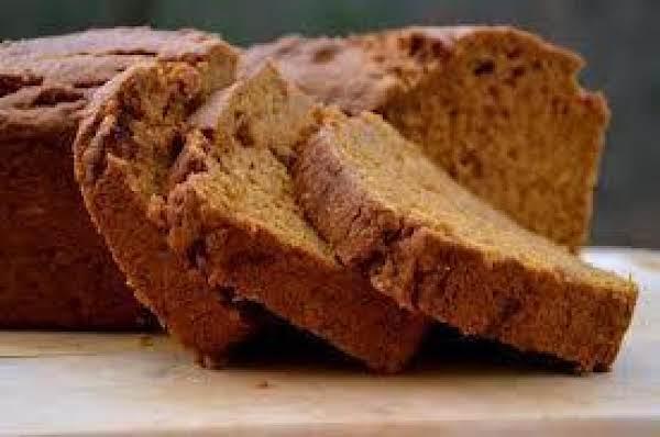 Mammaw's Pumpkin Bread Recipe