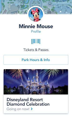 1 Disneyland App screenshot