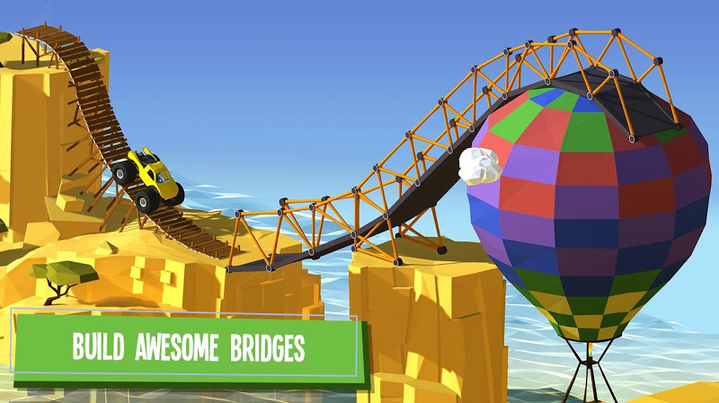 Build a Bridge! Screenshot 17