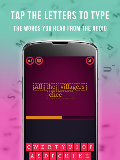 English Listening Master - Learn Dictation  captures d'u00e9cran 2