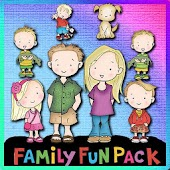 Family Fun Pack Videos