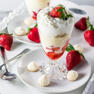 Strawberry Meringue Dessert Recipe