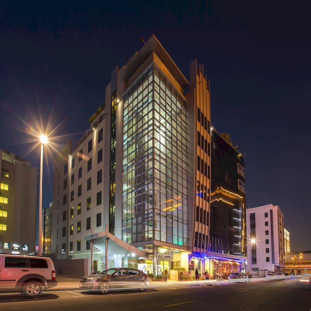 Park Inn by Radisson Al Barsha.