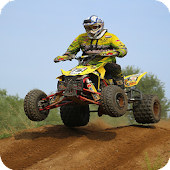 Dirt Bike Racing Wallpaper