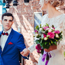 Wedding photographer Evgeniya Borisova (borisova). Photo of 20.11.2017