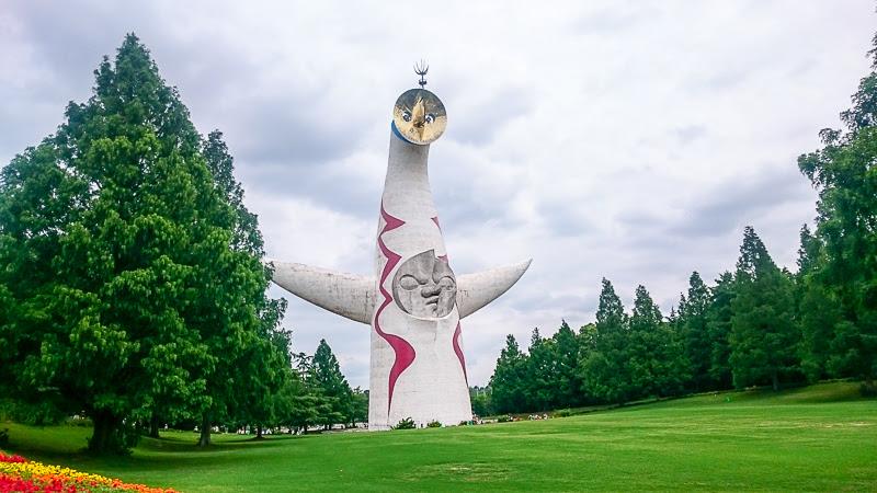2016關西-大阪萬博紀念公園   謎幻貝兒窩
