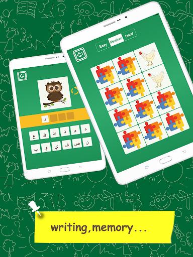 Learn Arabic Vocabulary - Kids android2mod screenshots 10