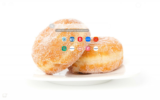 Donuts Wallpaper & Donuts Theme HD