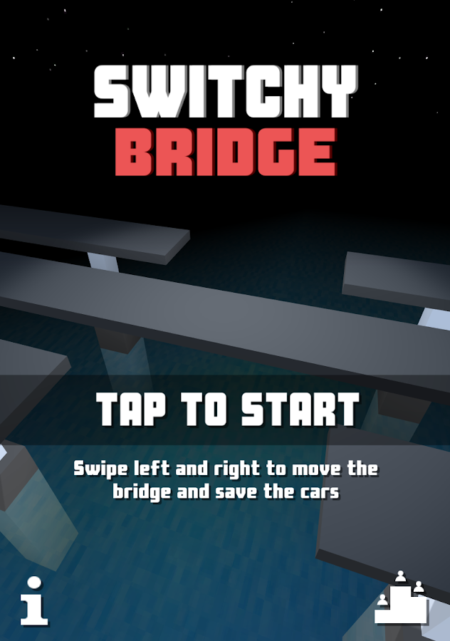 Switchy Bridge- screenshot