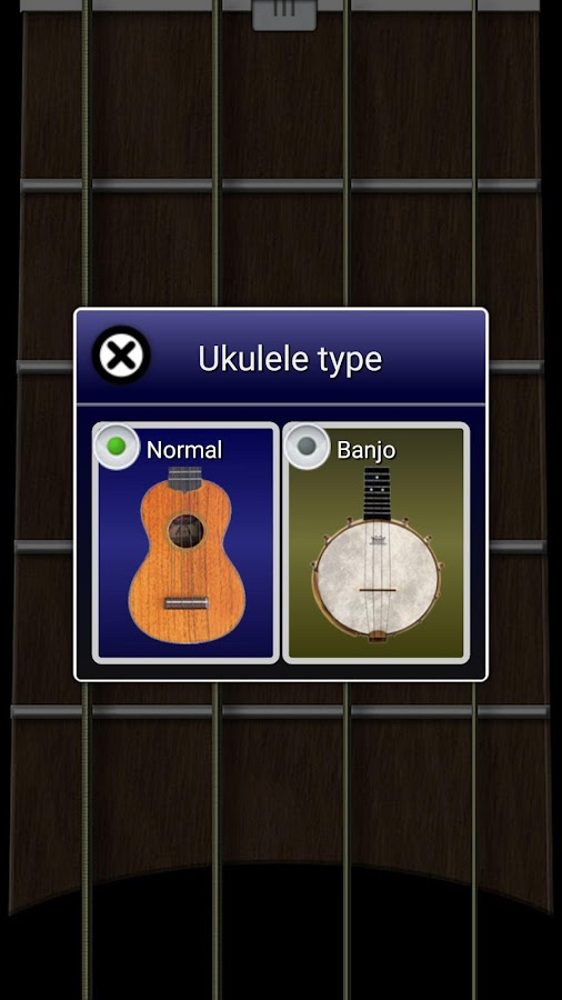 My Ukulele- screenshot