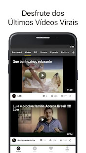 App Topbuzz: Notícias do Dia, Vídeos Engraçados, Gifs APK for Windows Phone