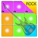 ROCK PADS (tap pads to create rock music) icon