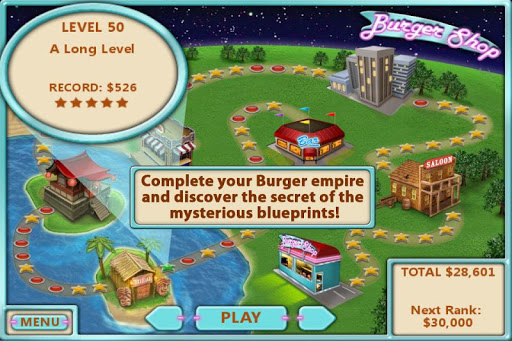 Burger Shop screenshot 4