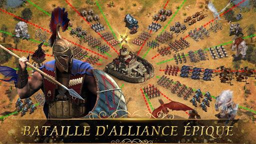Clash of Epic War: Empire Origins  captures d'u00e9cran 10