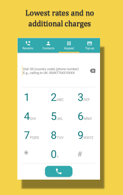 how to call usa from uk mobile free