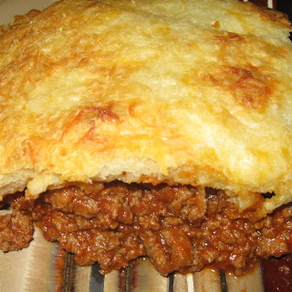 Sloppy Joe Deer Casserole