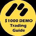 Guide Binomo & 100% Bonus Code icon