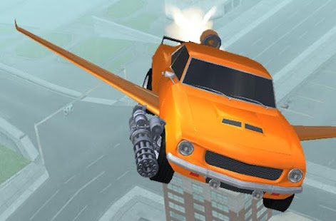 Flying Car Show Simulator - náhled