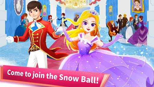 Princess Makeup: Snow Ball apkmr screenshots 5