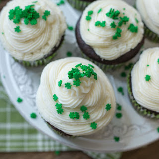 Vegan Guinness Chocolate Cupcakes with Bailey'S Buttercream Recipe