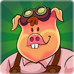 The Three Little Pigs Story Icon