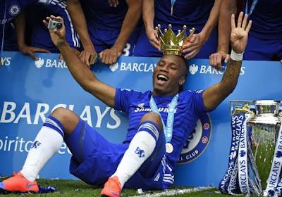 Didier Drogba weet exact wat hij wil, ook al hing hij nog maar pas zijn voetbalschoenen aan de haak