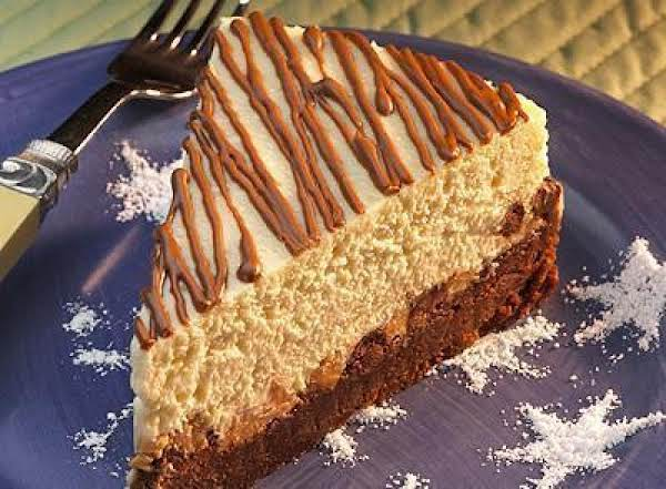 Brownie  Bottom Peanut Butter Cheesecake Recipe