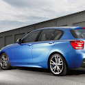 Wallpapers with BMW 1series icon