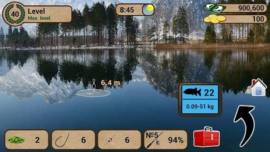 My Fishing HD - náhled