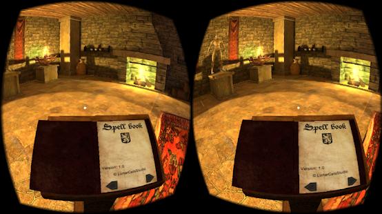 Magic VR Cardboard - náhled