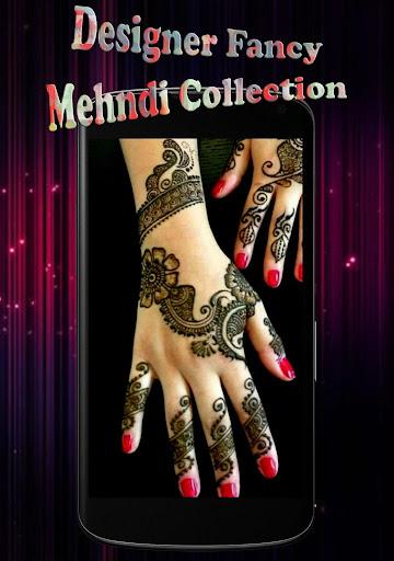 Fancy Mehndi Design 2017 1.9 screenshots 7
